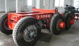 160t轮胎式运梁车
