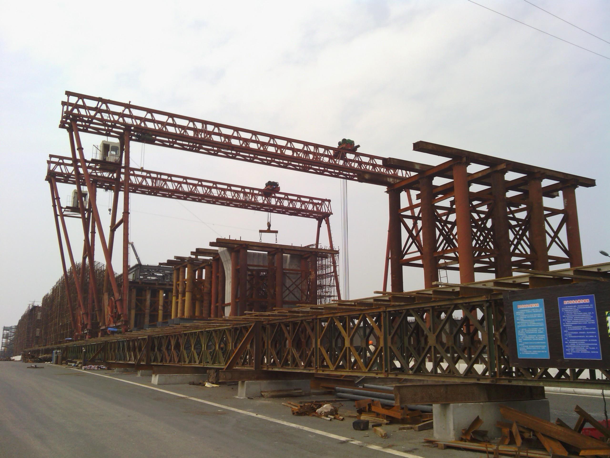 建筑施工相关知识:龙门吊安全施工操作规程