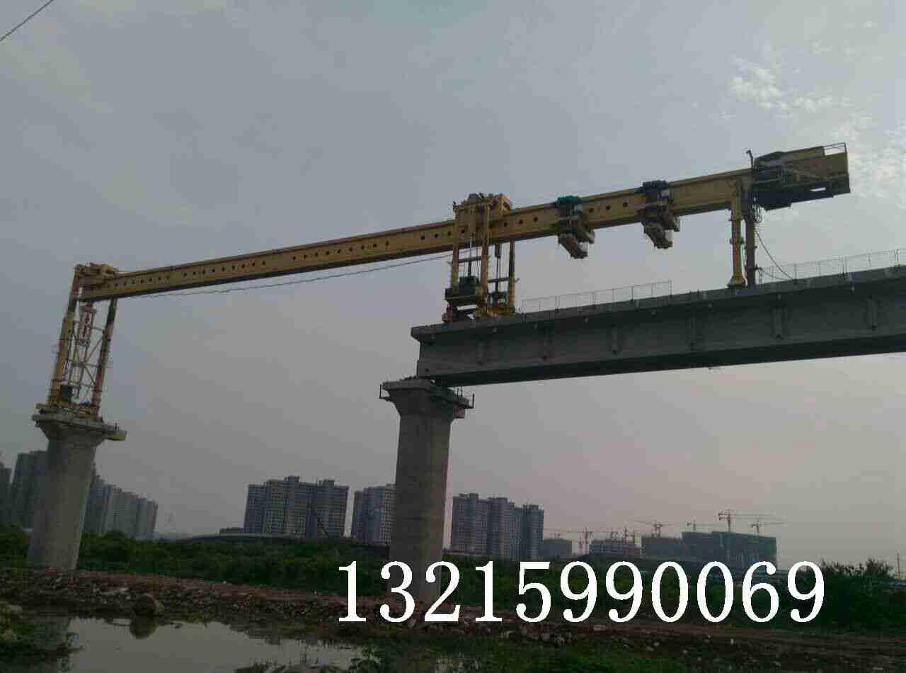 四川成都铁路架桥机公司介绍起重机操作注意事项